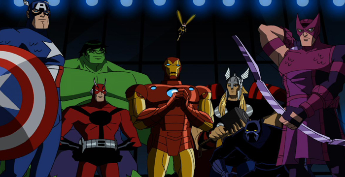 Episode 113: The Avengers – Earth's Mightiest Heroes