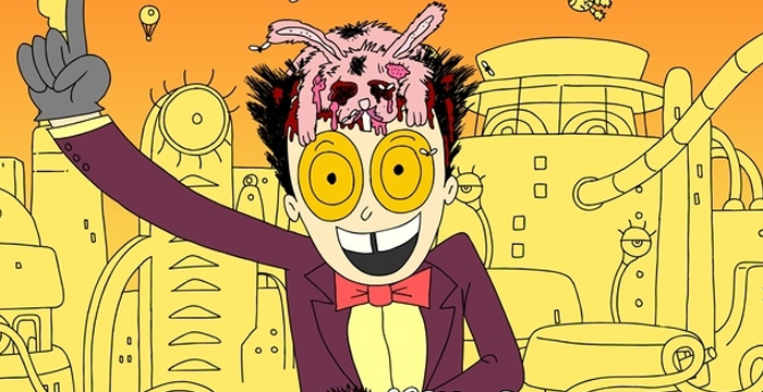 Episode 114 – Superjail!