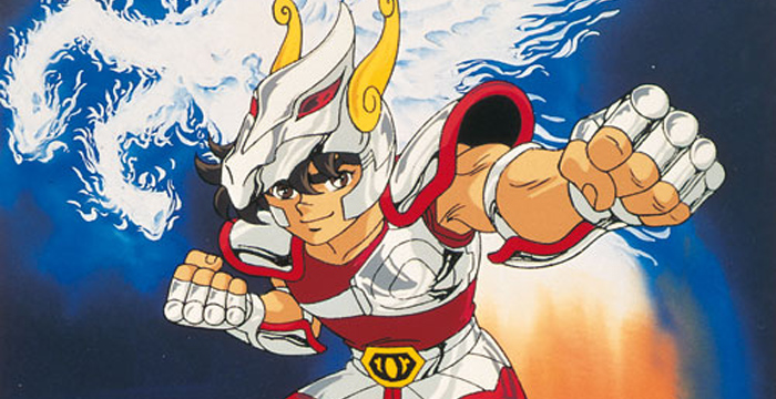 Episode 221: Saint Seiya – Knights of the Zodiac