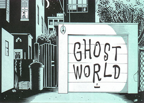 #210 – Ghost World: The Crocodiles of My Mind