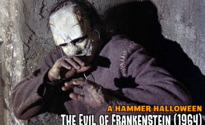#116 – The Evil Of Frankenstein
