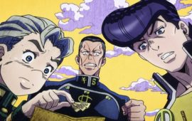 Episode 264: Jojo's Bizarre Adventure – Diamond is Unbreakable