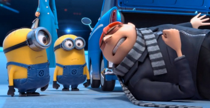 Episode 39 – Despicable Me 2