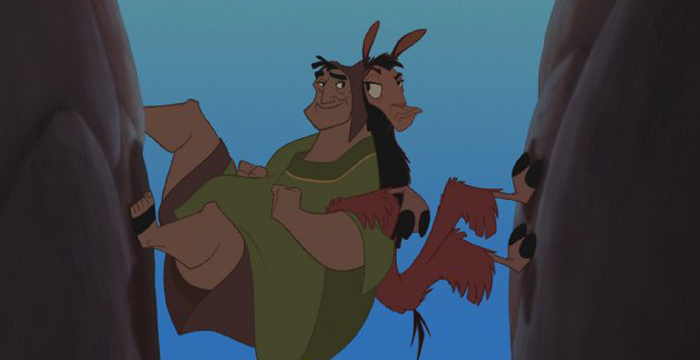 Episode 136: The Emperor's New Groove