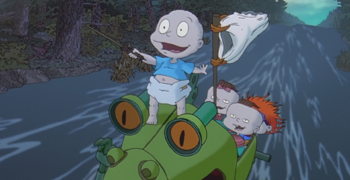 Episode 186: The Rugrats Movie