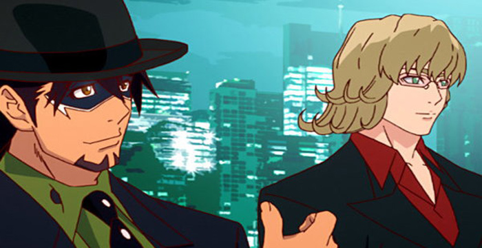 Episode 215: Tiger & Bunny