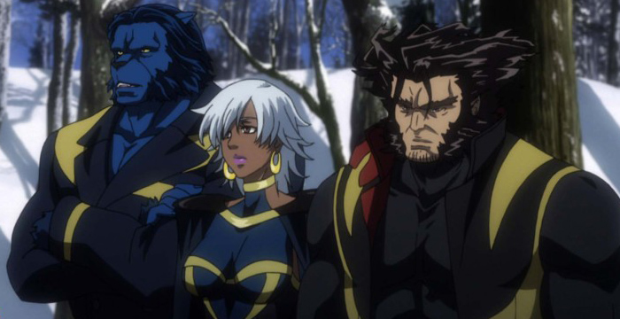 Episode 217: X-Men (2011 Anime)