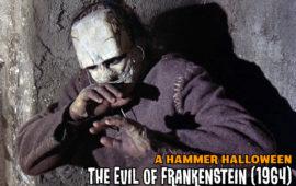 #116 – The Evil Of Frankenstein