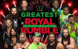 Episode 660 – Greatest Royal Rumble (Gary Oransky)