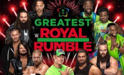 Episode 660 – Greatest Royal Rumble (Gary Oransky)
