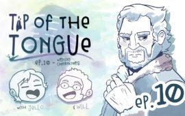 Tip of the Tongue Ep 10 – WRITING | How to Write Characters