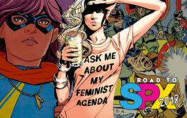 SPX18: Comicsgate