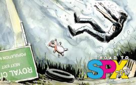 SPX18: Jeff Lemire & Watchmen
