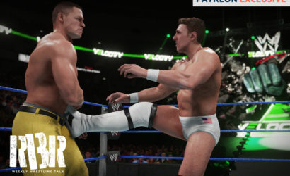 There Goes The Neighborhood – WWE 2K19 and Poop