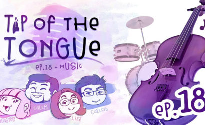 Tip of the Tongue Ep 18 | MUSIC – Online Musicianship 101